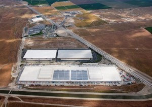 kern county solar roof is 2nd largest in california ikea