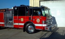 DCPP gets new fire truck