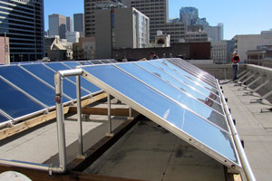 Solar Water Heating: Pipes