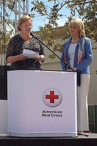 Red Cross Fresno