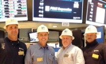 265x145 Sandy Relief: NYSE -- four crewmen