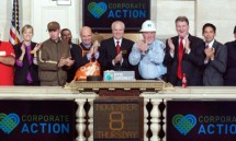 598x270 Sandy Relief: NYSE Closing Bell