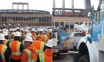 PG&E Hurricane Sandy Response: PG&E at CitiField