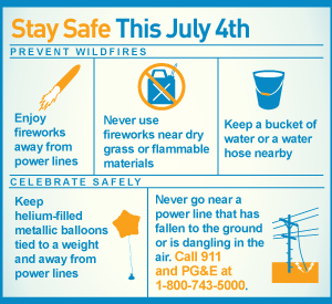 Stay Safe This July 4th